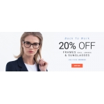 Eyewearbrands.com: 20% off frames & sunglasses