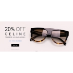 Eyewearbrands.com: 20% off Celine frames & sunglasses