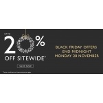 Black Friday Fields: 20% off jewellery