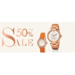 Folli Follie: Sale up to 50% off jewellery