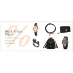 Black Friday Folli Follie: 30% off accessories, jewellery and watches