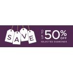 F.Hinds Jewellers: up to 50% off selected diamonds, watches and gifts