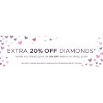F.Hinds Jewellers: up to 20% off diamonds