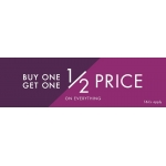 F.Hinds Jewellers: buy one get one half price
