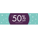 F.Hinds Jewellers: up to 50% off selected gifts