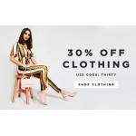 Public Desire: 30% off clothing