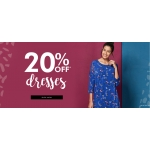 Fashion World: 20% off dresses