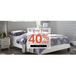 Fashion World: up to 40% off bedding, furniture, kitchen products and more
