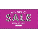 Fashion World: Sale up to 50% off womens' clothing