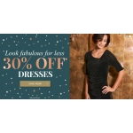 Fifty Plus: 30% off dresses