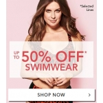 Fifty Plus: Sale up to 50% off swimwear