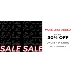 Flannels: up to 50% off clothing, shoes and accessories