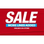 Footasylum: Sale up to 50% off trainers, apparel & accessories