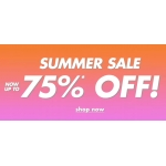 Forever 21: Sale up to 75% off mens and womens clothing, shoes and more
