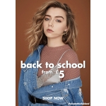Forever 21: back to school products from £5