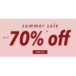 Forever 21: Sale up to 70% off clothes, jewellery, lingerie, shoes and accessories