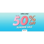 Forever 21: Sale up to 50% off clothes, shoes and accessories