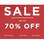 French Connection: Sale up to 70% off women's and men's clothes and homeware items