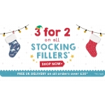 Frugi: 3 for 2 on stocking fillers