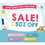 Frugi: Sale up to 50% off on baby, toddler and kids products
