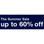 Gap: summer sale up to 60% off