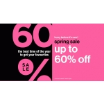 Gap: spring sale up to 60% off