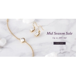Gemondo Jewellery: Mid Season Sale up to 40% off jewellery