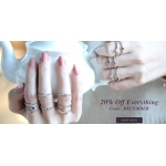Gemondo Jewellery: 20% off all jewellery including sale