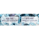Gemondo Jewellery: £20 off when you spend £100, £10 off when you spend £50