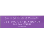 Gemporia: 10% off diamonds