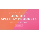 Gemporia: 40% off splitpay jewellery