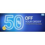 Black Friday Glasses Direct: 50% off your order, including frames & all lenses