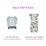 Great Plains: Sale up to 50% off clothing