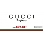 Fashion Eyewear: Sale up to 60% off Gucci Sunglasses