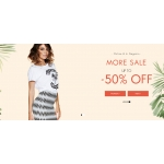 Guess: Sale up to 50% off women's and men's clothing