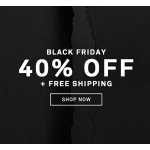 Black Friday Happy Socks: 40% off