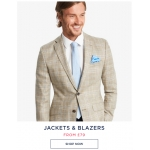 Hawes & Curtis: jackets and blazers from £79