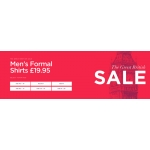 Hawes & Curtis: Sale from £19.95 off men's formal shirts