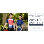 Help for Heroes: 20% off sports kit