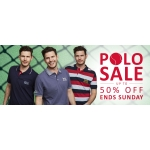 Help for Heroes: Sale up to 50% off selected polo's