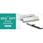 Home Essentials: up to 30% off Beauty Electricals
