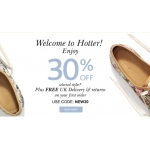 Hotter: 30% off selected styles