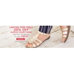 Hotter Shoes: 20% off almost all shoes
