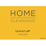 House of Fraser: Sale up to 60% off home and furniture