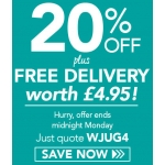 House of Bath: 20% off home decor ideas, bedding & bed linen and furniture