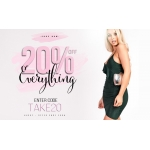 Ikrush: 20% off ladies clothing and accessories