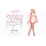 Ikrush: 20% off women's clothing & fashion
