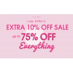 Ikrush: Sale up to 75% off women's clothing + extra 10% off