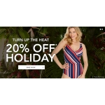 JD Williams: 20% off women's clothing and fashion in plus size