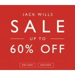 Jack Wills: sale up to 60% off